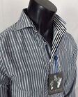 NEW SCOTT WEILAND English Laundry Shirt SWEET LOVE'S LANE in Charcoal EWW117