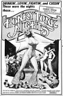 HONKY TONK NIGHTS 01 B-MOVIE REPRODUCTION ART PRINT A4 A3 A2 A1
