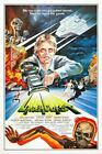 Vintage B Movie Poster Laserblast Print Art A4 A3 A2 A1