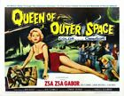 QUEEN OF OUTER SPACE 02 B-MOVIE REPRODUCTION ART PRINT A4 A3 A2 A1