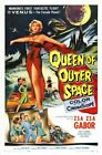QUEEN OF OUTER SPACE 01 B-MOVIE REPRODUCTION ART PRINT A4 A3 A2 A1