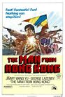 THE MAN FROM HONG KONG B-MOVIE REPRODUCTION ART PRINT A4 A3 A2 A1