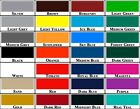"1/4"" x 150 ft Roll Vinyl Pinstriping Pinstripe Tape  28 Colors available!"