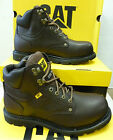 "Caterpillar Gents Safety Moondance Leather Work Boots ""GROUSER ST"""
