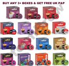 LAVAZZA A MODO MIO COFFEE PODS CAPSULES PACKS. BUY 3+ BOXES & GET FREE UK P&P
