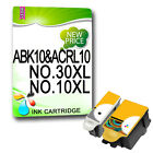 NON-OEM INK CARTRIDGE REPLACE FOR KODAK 10 KODAK 30 AND ADVENT 10