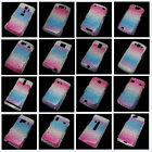 Bling Crystal Diamond Rhinestone Snap-On Case Cover Skin For Cell Mobile Phone