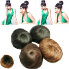 Pony Tail Hair Extension Bun Hairpiece Scrunchie HCT-H