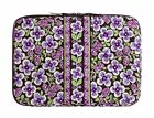 Vera Bradley NWT 17 Laptop Sleeve Variety of Patterns