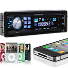 Car Stereo Audio In-Dash FM Aux Input Receiver with TF USB MP3 WMA Radio Player