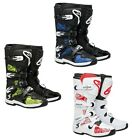 2014 Alpinestars Adult Tech 3 Chrome Edition MX Sole Motocross Motorcycle Boots