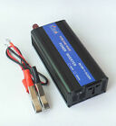 500/1000W Pure Sine Wave Solar Power Inverter 12/24V/48V To AC 110/220V 50/60Hz