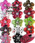Krazy Daisy in Prints by Kitty Deluxe EMO Punk Goth Burlesque Rockabilly