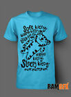 BIG BANG THEORY SOFT KITTY WARM KITTY PERSONALISED T SHIRT KIDS 3 YEAR - 15 YEAR