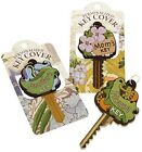 Personalised Key Covers Ladies and Mens Names C - E From History & Heraldry