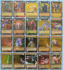 Dinosaur King TCG Choose 1 Series 1: Base Set Gold Rare Foil Card from List