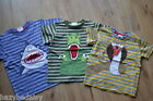 Mini Boden boys cotton applique animal top t-shirt NEW 2 3 4 5 6 7 8 9 10