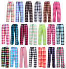 PEACHES Pick Size S-2XL Fashion Flannel Cotton Lounge Pants Team Sports No Fly