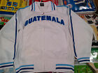 Guatemala Track Jacket Royal White Blue Guatemala long sleeve track jacket L-2X