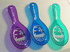 """New Florida Spoon Rest Plastic Buyer Choice Options New  Baller 9"""" long x 3 1/4"""""""