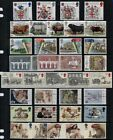 """CHEAPEST ON EBAY"" 1980-2004 Commemorative Year Sets. Unmounted mint."
