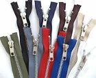 metal zips uk