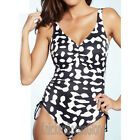 Fantasie Swimwear Buenos Aires Adjustable Leg Swimsuit Black 5423 Select Size