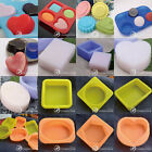 Basic Style Silicone Molds, Soap Molds,Candle Molds, DESIGNS Available