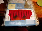 "Ascot Valance ~ Collette ~ by Whole Home 50x24""  COLORS"