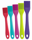 CKS Zeal Silicone Pastry Brush -  Two Sizes. Kitchen utensil. Home Baking.