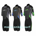 MENS OSPREY SPREY SHORTIE SHORTY WETSUIT bodyboard kayak surfboard diving sail