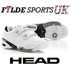 Head Monster Velcro II Junior Tennis Sport Court Trainers Shoes
