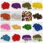 Kyпить 100pcs Round Wood Ball Spacer Loose Beads 4mm 6mm 8mm 10mm 12mm 14mm 16mm Pick на еВаy.соm