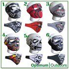 Neoprene Full Face Reversible Scary Mask Quad Bike Cycling Airsoft Snowboard UK