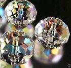 wholesale 150pcs Clear Swarovski Crystal Gem Beads 4MM---14MM