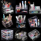 Acrylic Cosmetic Makeup Case Lipstick Jewellery Nail box Holder Organizer Drawer