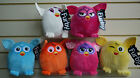 """8"""" FURBY PLUSH SOFT TOY TEDDY CUDDLY BEAR LARGE 100% OFFICIAL NON SOUND 10411"""