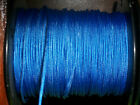 Внешний вид - Blue BCY #24 D Loop Rope Release Material Sample 1' 3' 5' 10' 25' 50' 100'