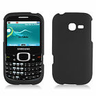 For Samsung Freeform 5 R480C Rubberized HARD Case Snap On Phone Cover Accessory