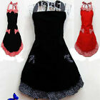 2013 New Lovely Beauful  Kitcken Aprons with 2 Pockets For Lady Girls  3 Colors