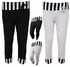 NEW LADIES CROPPED 3/4 FASHION PLUS SIZE LEGGINGS WOMENS BOW TIE TROUSERS 12-26