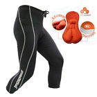 3/4 CYCLING TIGHTS Padded (coolmax) JAGGAD, CYCLE LADIES NEW STOCK JUST ARRIVED