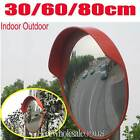 Wide Angle Curved Convex Mirror For Traffic Driveway Parking Road 180 Degrees UK