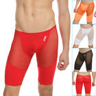 HOT DEAL Sexy New Mens See-through Underwear Lingerie Home Pants Shorts SZ S M L