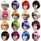 Fashion Style Women's Wig BOB Style Short Wig Party Show Wigs 16 Colors