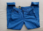 Abercrombie & Fitch Men Washed blue A&F skinny jeans 30X30