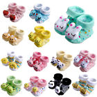 Unisex newborn baby socks Anti-slip Socks Animal cartoon Warm Socks Shoes Boots