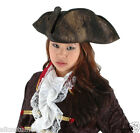 Adult Scallywag Pirate Hat Tricorne Hat Buccaneer Hat Tricorne Hat SALE 290410