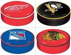 Choose Your NHL Team Heavy Duty Vinyl Bar Stool Seat Cover by HBS Covers