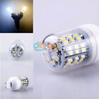 G9 4W 48 LEDs 3528 SMD Cover Corn Spot Light Lamp Bulb Warm Pure White Low Heat